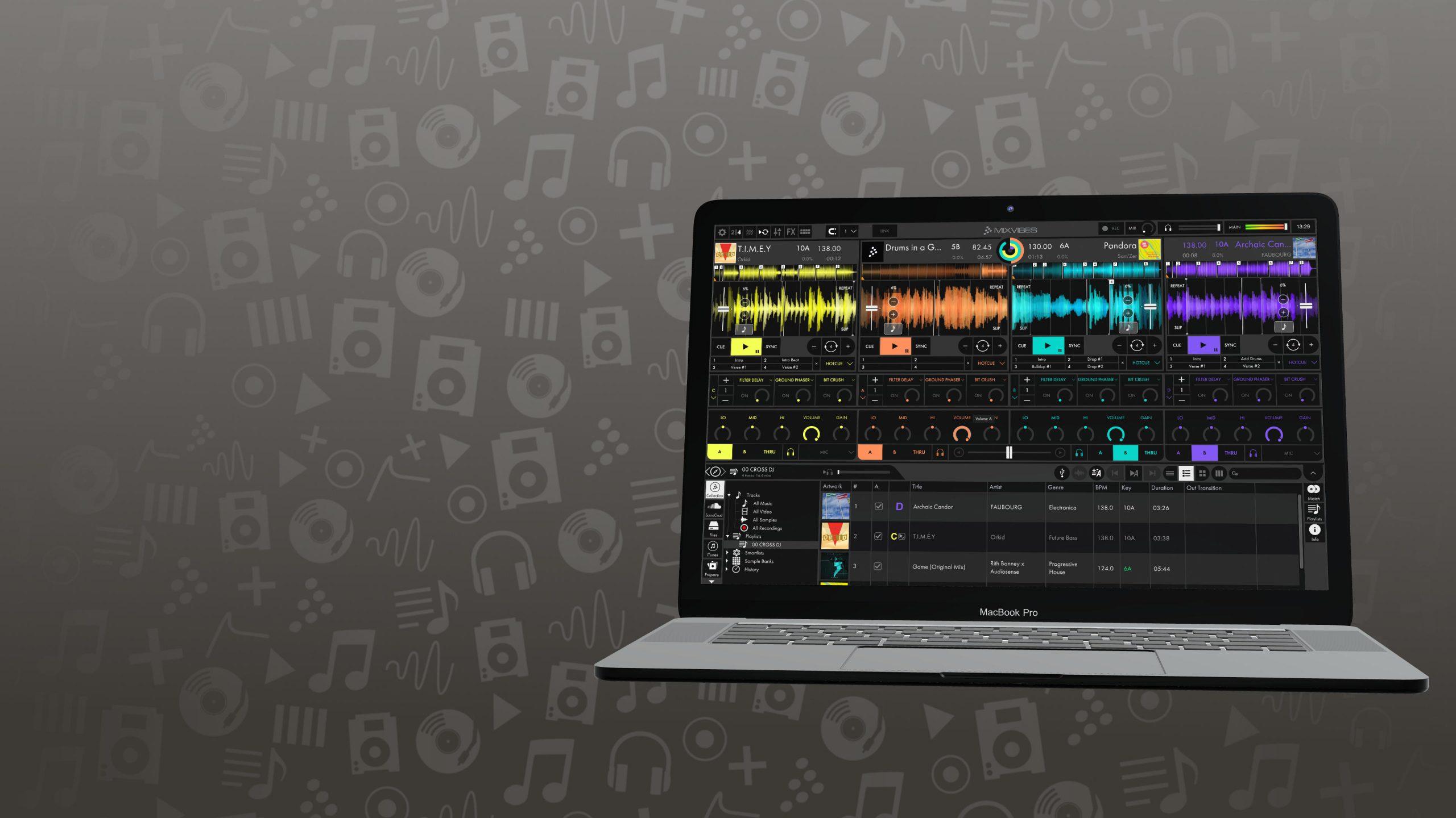 Jenis Software DJ Music Untuk Pesta